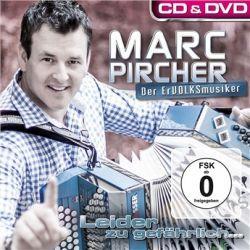 Leider Zu Gefährlich - (+1DVD) von Marc Pircher - Music-CD