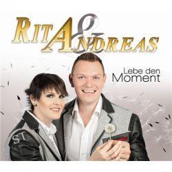 Lebe Den Moment von Rita & Andreas - Music-CD