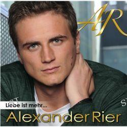 Liebe Ist Mehr... von Alexander Rier - Music-CD