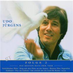 Nur Das Beste 2 - Die 70Er von Udo Jürgens - Music-CD