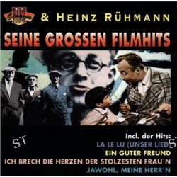 Seine Filmhits von Cinematic & Ruehmann Hei. - Music-CD