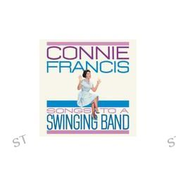 Songs To A Swinging Band - Papersleeve - Japan Edition von Connie Francis - Music-CD