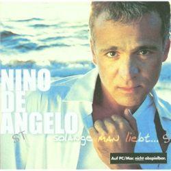 Solange Man Liebt von Nino De Angelo - Music-CD