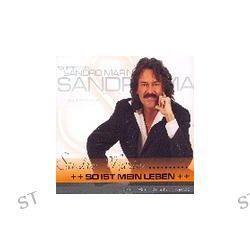 So Ist Mein Leben - Maxi von Sandro Marin - Music-CD