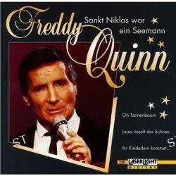Sankt Niklas War Ein Seemann von Freddy Quinn - Music-CD