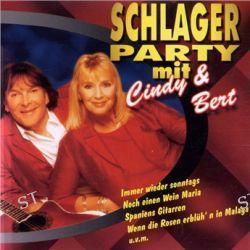 Schlagerparty Mit Cindy & Bert von Cindy & Bert - Music-CD