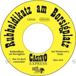 Rubbeldikatz Am Borsigplatz - Maxi von Casino Express - Music-CD