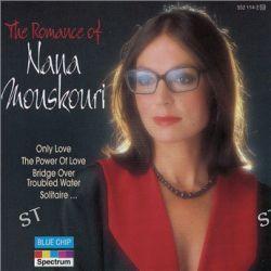 Romance Of Nana Mouskouri von Nana Mouskouri - Music-CD