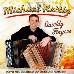 Quickly Fingers von Michael Rettig - Music-CD