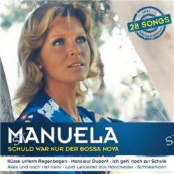 Schuld War Nur Der Bossa Nova - (2CD) von Manuela - Music-CD