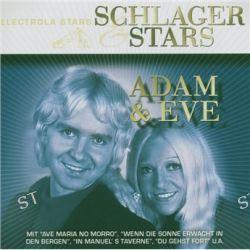 Schlager & Stars von Adam & Eve - Music-CD