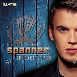 Schoarfe Sach von Johannes Spanner - Music-CD