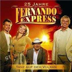 Tanz Auf Dem Vulkan von Fernando Express - Music-CD