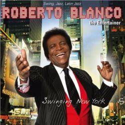 Swinging New York von Roberto Blanco - Music-CD