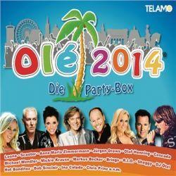 Various - Sampler (3CD) von Ole 2014 - Die Party Box - Music-CD