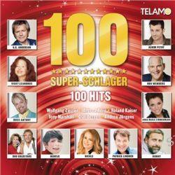 Various - Sampler (5CD) von 100 Super-Schlager - Music-CD