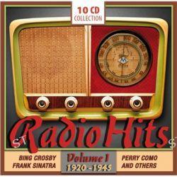 Various - Boxset Sampler (10CD) von Radio Hits 1920-1945 - Music-CD