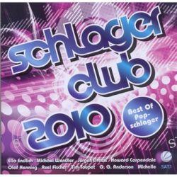 Various - (2CD) von Schlager Club 2010 - Best Of Pop - Music-CD