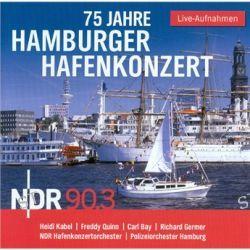 Various von 75 Jahre Hamburger Hafenkonzert - Music-CD