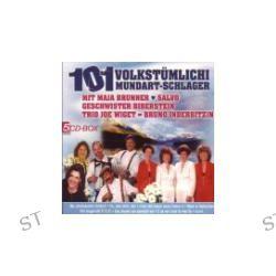 Various - (5CD) von 101 Volkstümlichi Mundart-Schlager - Music-CD