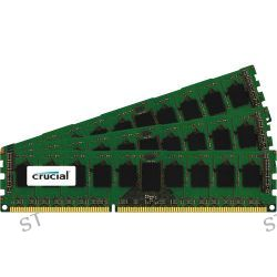 Crucial 12GB (3 x 4GB) 240-Pin DIMM DDR3 CT3K4G3ERSDD8186D B&H