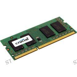 Crucial 24GB (3 x 8GB) 204-Pin SODIMM DDR3 PC3-12800 Memory B&H