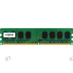 Crucial 8GB (2 x 4GB) 240-Pin DIMM DDR3 PC3-14900 Memory Module