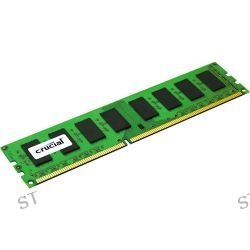 Crucial 4GB 240-Pin DIMM DDR3 PC3-12800 Memory CT51272BB160B B&H