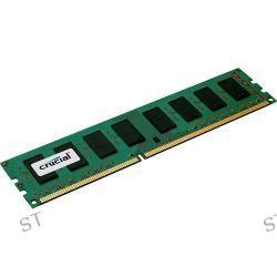 Crucial 4GB 240-Pin DIMM DDR3 PC3-8500 Memory CT51272BA1067 B&H