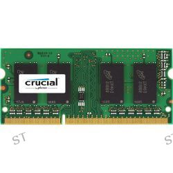 Crucial 8GB 204-Pin SODIMM DDR3 PC3-12800 Memory CT102472BF160B