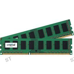 Crucial 8GB (2 x 4GB) 240-Pin UDIMM DDR3 CT2KIT51264BA160B B&H