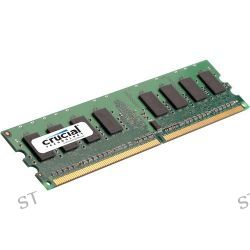 Crucial 4GB 240-Pin DIMM DDR3 PC3-14900 Dual CT4G3ERVDD8186D B&H