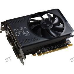 EVGA GeForce GT 740 Superclocked Graphics Card 02G-P4-3747-KR