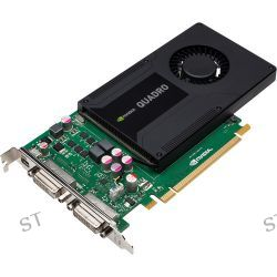 PNY Technologies nVIDIA Quadro K2000D Display Card VCQK2000D-PB