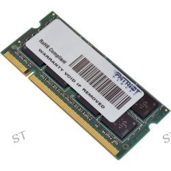Patriot Signature Series 2GB DDR2 200-Pin 667 MHz PSD22G6672S
