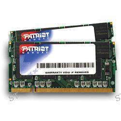 Patriot Signature Line 2GB (2 x 1GB) DDR PC3200 DIMM PSD2G400K