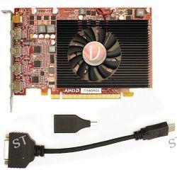 VisionTek Radeon HD 7750 5M 4K UHD 5-Monitor Graphics Card
