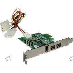 SIIG FireWire-800 PCI Express x1 Host Adapter NN-E38012-S3 B&H
