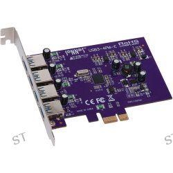 Sonnet USB3-4PM-E Allegro 4-Port USB 3.0 PCI Express USB3-4PM-E