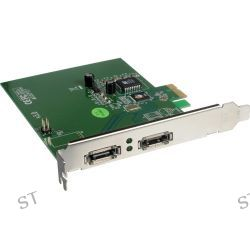 SIIG eSATA II PCIe Pro Host Adapter Card SC-SAE412-S3 B&H Photo