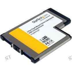 StarTech 2-Port ExpressCard 54mm USB 3.0 Card ECUSB3S254F B&H