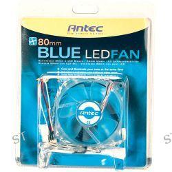 Antec Blue LED 80mm Cooling Fan BLUE LED 80MM FAN B&H Photo