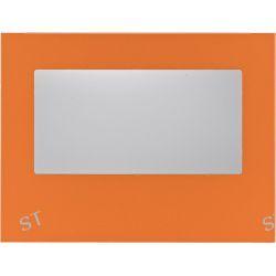 BitFenix Prodigy Window Side Panel (Orange) BFC-PRO-300-OOWA-RP