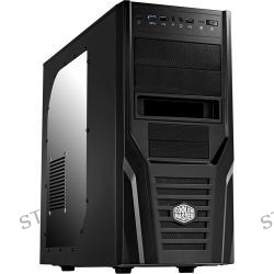 Cooler Master Elite 431 Plus Mid Tower Computer RC-431P-KWN2 B&H