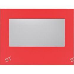 BitFenix Prodigy Window Side Panel (Red) BFC-PRO-300-RRWA-RP B&H