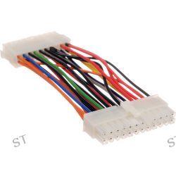 "C2G 5.5"" ATX 20-Pin Power Supply to 24-Pin 35520 B&H Photo"