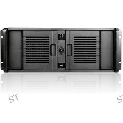 iStarUSA D Storm Series D-400-7P 4U Compact Stylish D-400-7P B&H