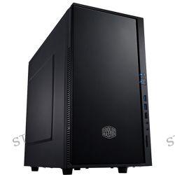 Cooler Master Silencio 352 microATX Case (Black) SIL-352M-KKN1