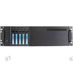 """iStarUSA D-350HB-T 3U Compact 5 x 3.5"""" Bay D-350HB-T-BLUE"""