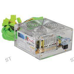 Logisys 550W LED Acrylic Clear Power Supply PS550AC12 B&H Photo